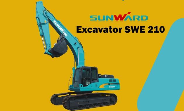 EXCAVATOR SWE 210